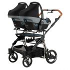 Детская коляска для двойни 2в1 Hartan Two Select  ����, �������� | Babyshopping