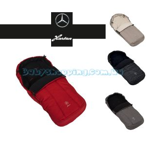 Теплый конверт для коляски Hartan Avantgarde Mercedes-Benz фото, картинки | Babyshopping