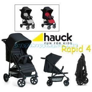 Прогулочная коляска Hauck Rapid 4  фото, картинки   Babyshopping