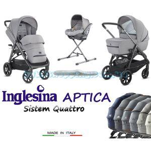 Детская коляска 4 в 1 Inglesina Aptica System Quattro фото, картинки | Babyshopping