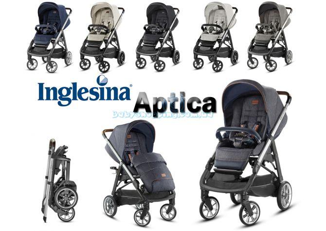 Прогулочная коляска Inglesina Aptica ����, �������� | Babyshopping
