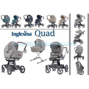 Универсальная коляска 2 в 1 Inglesina Quad фото, картинки | Babyshopping