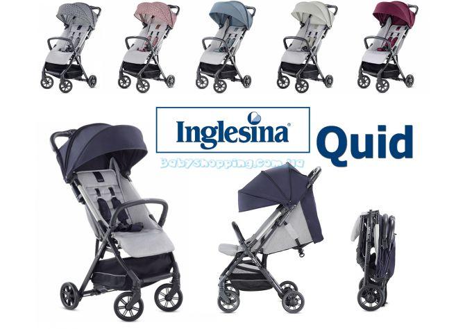 Прогулочная коляска Inglesina Quid  ����, �������� | Babyshopping