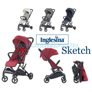 Прогулочная коляска Inglesina Sketch 2019 фото, картинки | Babyshopping