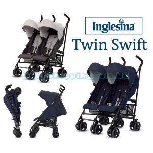 Прогулочная коляска для двойни Inglesina Twin Swift  фото, картинки | Babyshopping