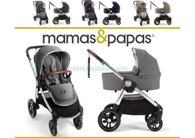 Универсальная коляска 2 в 1 Mamas & Papas Ocarro  ����, �������� | Babyshopping