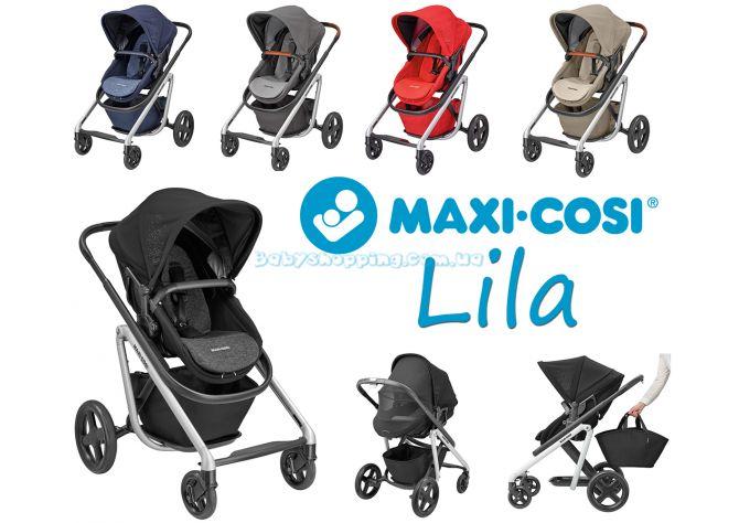 Прогулочная коляска Maxi-Cosi Lila  ����, �������� | Babyshopping