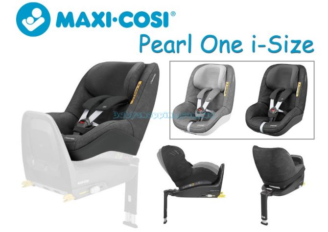 Автокресло Maxi-Cosi Pearl One i-Size 2019 ����, �������� | Babyshopping