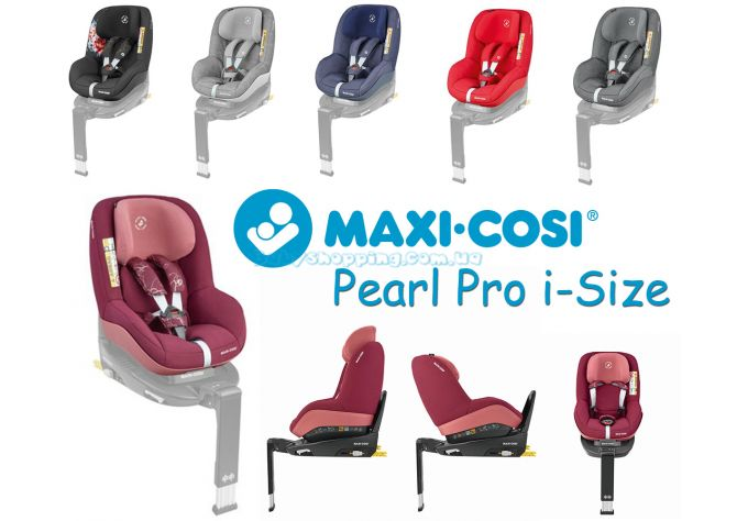 Автокресло Maxi-Cosi Pearl Pro i-Size 2019 ����, �������� | Babyshopping