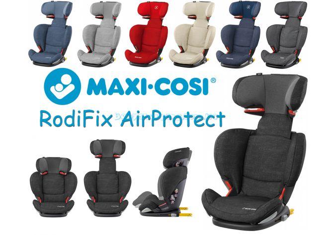Автокресло Maxi-Cosi RodiFix AirProtect 2019 ����, �������� | Babyshopping