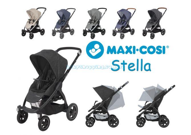 Прогулочная коляска Maxi-Cosi Stella 2019 ����, �������� | Babyshopping