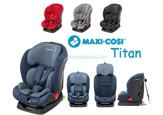 Автокресло Maxi-Cosi Titan  ����, �������� | Babyshopping
