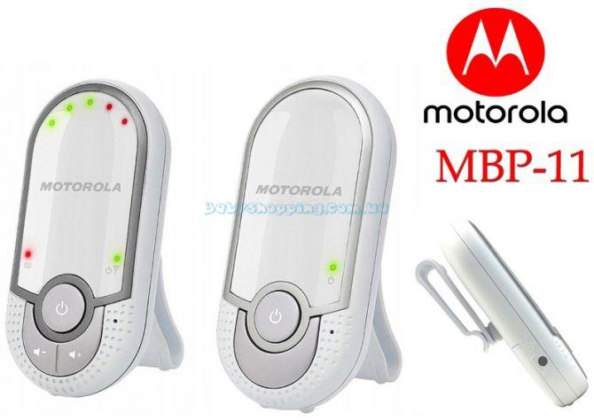 Радионяня Motorola MBP-11 ����, �������� | Babyshopping