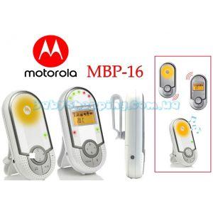 Цифрова електронна няня Motorola MBP 16 фото, картинки | Babyshopping
