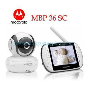 Відеоняня Motorola MBP 36 SC фото, картинки | Babyshopping