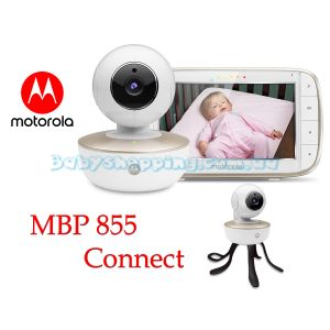 Відеоняня Motorola MBP 855 Connect фото, картинки | Babyshopping