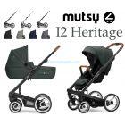 Универсальная коляска 2 в 1 Mutsy I2 Heritage 2019 ����, ��������   Babyshopping