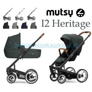 Универсальная коляска 2 в 1 Mutsy I2 Heritage 2019 фото, картинки | Babyshopping
