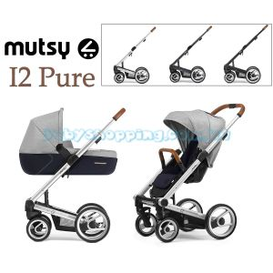 Универсальная коляска 2 в 1 Mutsy I2 Pure 2019 фото, картинки | Babyshopping