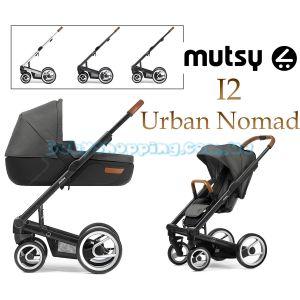 Универсальная коляска 2 в 1 Mutsy I2 Urban Nomad 2019 фото, картинки | Babyshopping