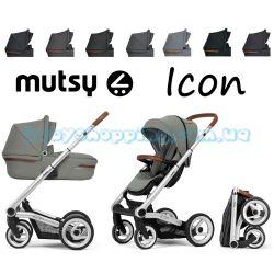 Універсальна коляска 2 в 1 Mutsy Icon Vision фото, картинки | Babyshopping