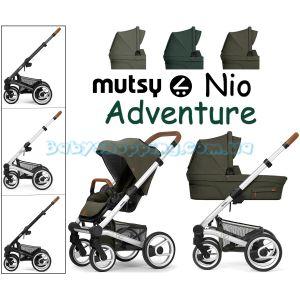 Универсальная коляска 2 в 1 Mutsy Nio Adventure 2019 фото, картинки | Babyshopping