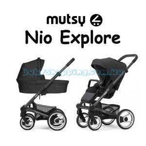 Универсальная коляска 2 в 1 Mutsy Nio Explore 2019  фото, картинки | Babyshopping