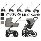 Универсальная коляска 2 в 1 Mutsy Nio North 2019  фото, картинки   Babyshopping