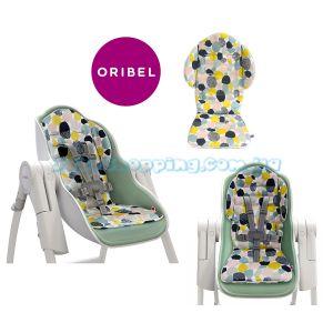 Вкладка для стульчика Oribel Cocoon фото, картинки | Babyshopping
