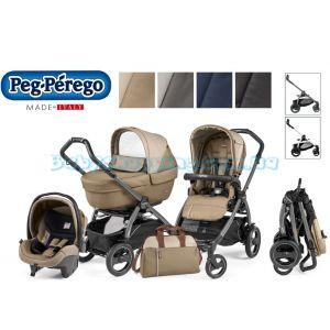 Универсальная коляска 3 в 1 Peg-Perego Book 51 S Elite Sportivo Modular 2019 фото, картинки | Babyshopping