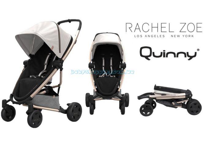 Прогулочная коляска Quinny Zapp Flex Plus Rachel Zoe Luxe Sport Collection ����, �������� | Babyshopping
