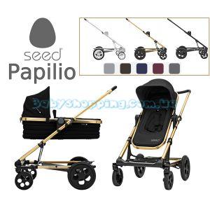 Универсальная коляска 2 в 1 Seed Papilio фото, картинки | Babyshopping