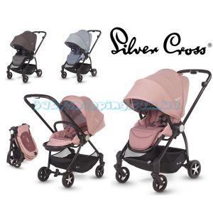 Прогулочная коляска Silver Cross Spirit фото, картинки | Babyshopping