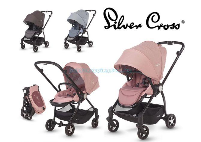 Прогулочная коляска Silver Cross Spirit ����, �������� | Babyshopping