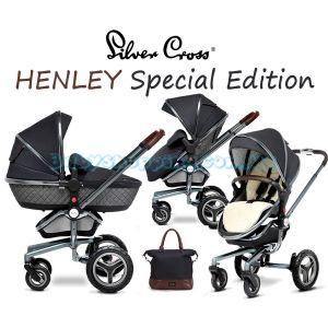 Универсальная коляска 2 в 1 Silver Cross Surf Special Edition Henley фото, картинки | Babyshopping