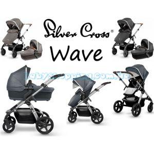 Универсальная коляска 2 в 1 Silver Cross Wave фото, картинки | Babyshopping