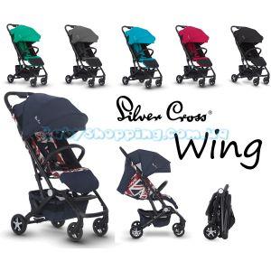 Прогулочная коляска Silver Cross Wing  фото, картинки | Babyshopping