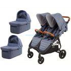 Коляска для двойни 2в1 Valco Baby Snap Duo Trend ����, �������� | Babyshopping