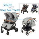 Детская коляска для двойни Valco Baby Snap Duo Trend  ����, ��������   Babyshopping