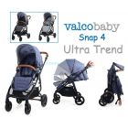 Детская коляска Valco Baby Snap 4 Ultra Trend  ����, �������� | Babyshopping