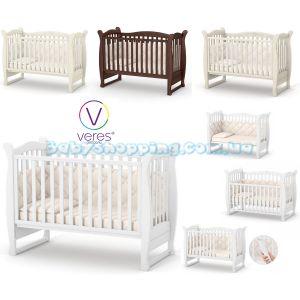 Детская кроватка Veres ЛД15 фото, картинки | Babyshopping