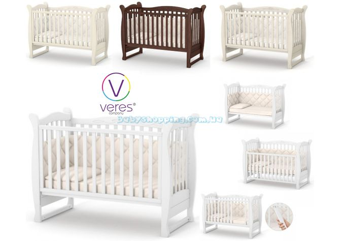 Детская кроватка Veres ЛД15 ����, �������� | Babyshopping