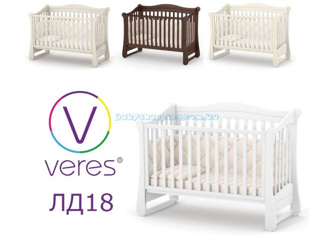 Детская кроватка Veres ЛД18 ����, �������� | Babyshopping