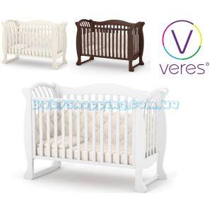 Детская кроватка Veres ЛД19 фото, картинки | Babyshopping