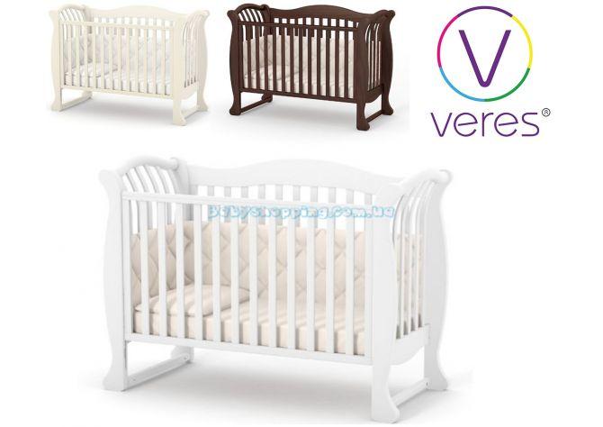 Детская кроватка Veres ЛД19 ����, ��������   Babyshopping