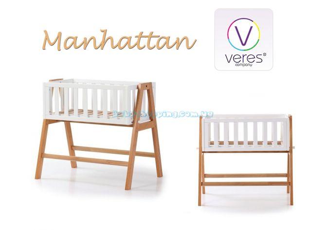 Детская кровать-люлька Veres Manhattan ����, �������� | Babyshopping