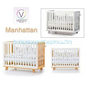 Детская кроватка Veres Manhattan фото, картинки | Babyshopping