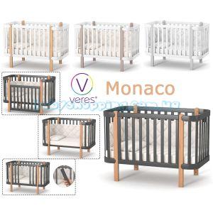 Детская кроватка Veres Monaco фото, картинки | Babyshopping