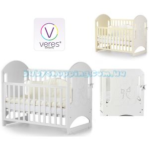 Детская кроватка Veres Соня ЛД-8  фото, картинки | Babyshopping