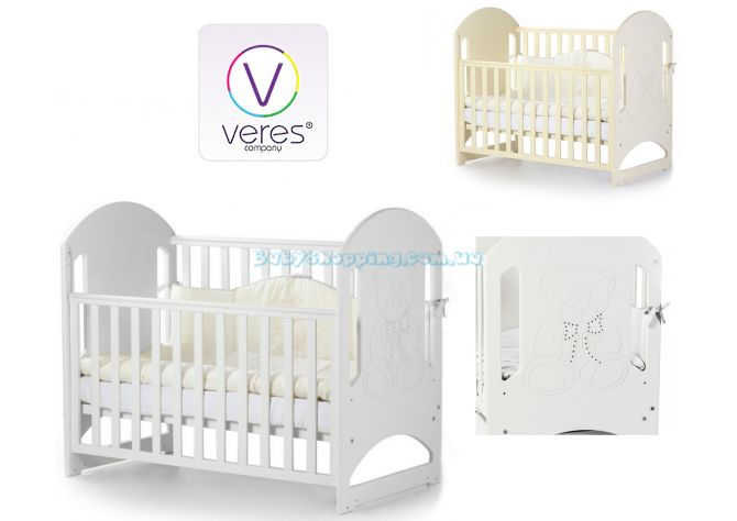 Детская кроватка Veres Соня ЛД-8 ����, �������� | Babyshopping